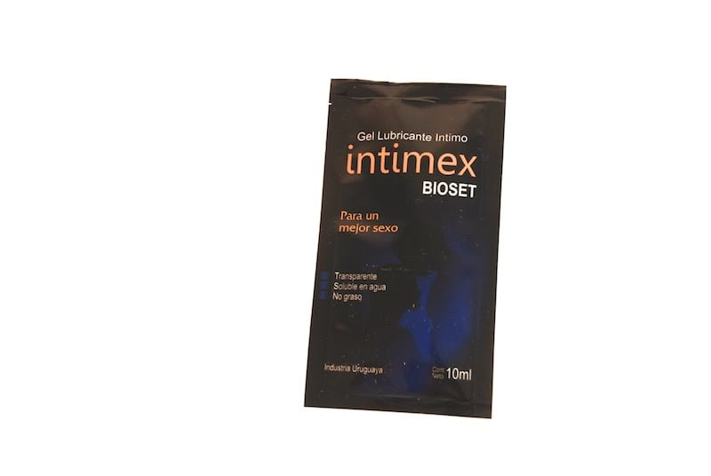 Gel Lubricante Intimo Intimex